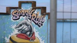 'Sunny Rhyl' mural