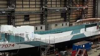 LCT 7074 restoration