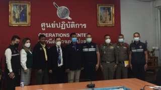 နစ်နာသူမြန်မာအမျိုးသမီးအမှုအတွက်ဒေသအာဏာပိုင်အဖွဲ့ကို မြန်မာသံရုံးအဖွဲ့က သွားရောက်တွေ့ဆုံခဲ့