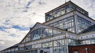 Winter Gardens in Great Yarmouth