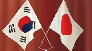 S.Korea na Japan