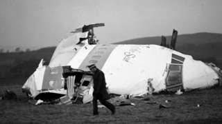 Разбившийся Boeing-747