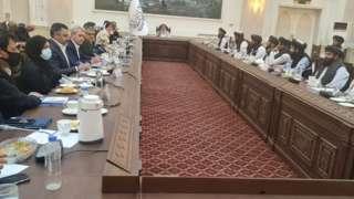 د روغتیا نړیوال سازمان مشر کابل کې له طالب مشرانو سره کتلي