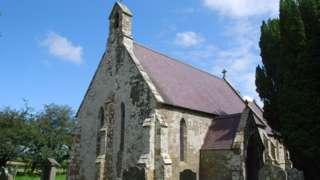 St Michael's Church in Tremain