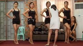 کمبوڈیا کی ماڈلز