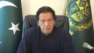 عمران خان، ویڈیو پیغام، یوٹیوب