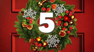 Day five advent calender