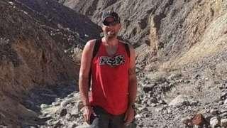 मिनेसोटा के रहने वाले जेसन हेसर फर्नेस क्रीक में रहते हैं.