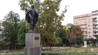 Споменик Јовану Цвијићу
