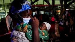 Impunzi zo muri Mozambique