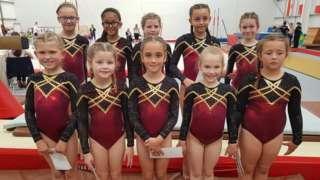 The All Stars Gymnastics Club