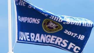 Highland League flag