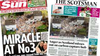 Scotland's papers