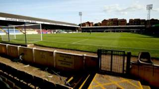 Roots Hall, Southend