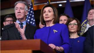 Democrat Richard Neal, chair of the Ways and Means committee, which Nancy Pelosi
