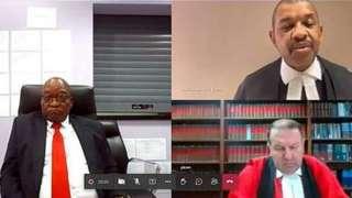 Jacob Zuma mu rukiko hifashishijwe ikoranamuhanga