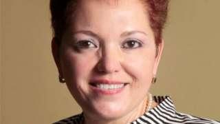 File picture of Miroslava Breach