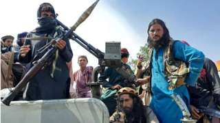Taliban Celalabad'da