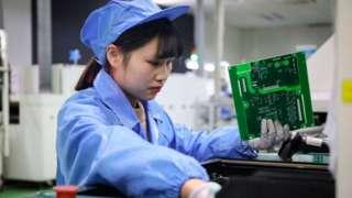 중국은 2020년 경제 침체를 겪지 않은 유일한 나라다