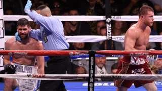 Rocky Fielding v Saul 'Canelo' Alvarez