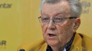 Борисав Јовић преминуо је у 93. години