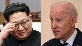 Kim-Biden