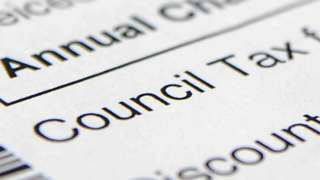 Council tax demand