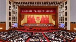 การประชุมสภาประชาชนแห่งชาติจีนประจำปี 2021 เริ่มขึ้นแล้ว