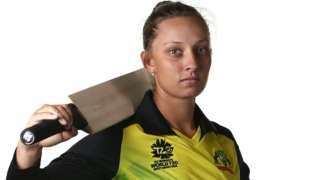Australia's Ashleigh Gardner