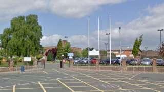 John Kyrle High School in Ross-on-Wye