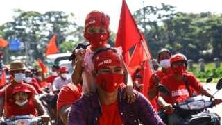 ၂၀၂၀ ရွေးကောက်ပွဲမှာ တစ်နိုင်ငံလုံးအတိုင်းအတာနဲ့ NLDက ဦးဆောင်အနိုင်ရခဲ့