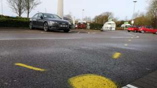 The area in Bradley Stoke where the drive-thru will be built