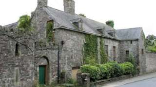 Island House, Laugharne