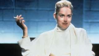 Sharon Stone em 'Instinto Selvagem'