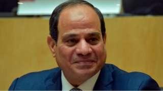Pirezedaantiin Masirii Abdel Fattaah al Siisii