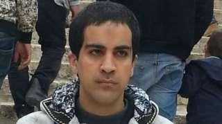 Photograph of Iyad Halaq