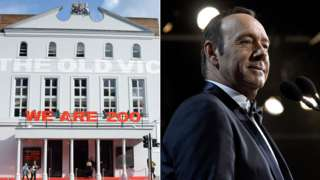 Old Vic / Kevin Spacey
