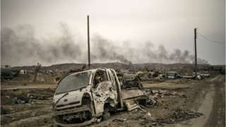 Serangan di Deir al-Zour