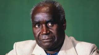 File image of Kenneth Kaunda, Zambian President