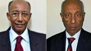 Koorneel Biraahuu baayih iyo General Addis Tadlaa