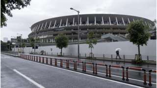 Tokyo's Olympic and Paralympic stadium