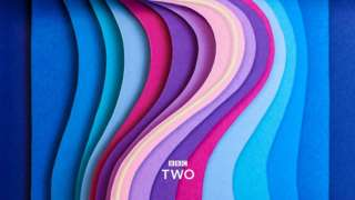 BBC Two new ident