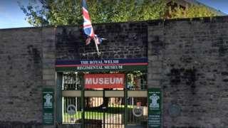 Royal Welsh Regimental Museum