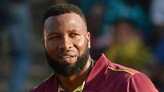 West Indies T20 captain Kieron Pollard