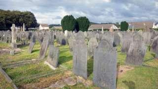 Machynlleth cemetery