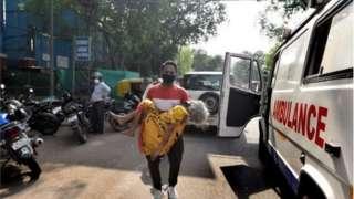 Coronavirus outbreak second wave dey spread for India