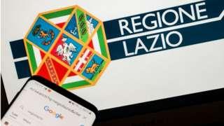 Lazio blgesine siber saldırı