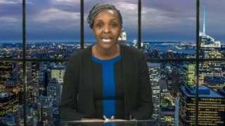 A still image from Fiona Onasanya's YouTube address