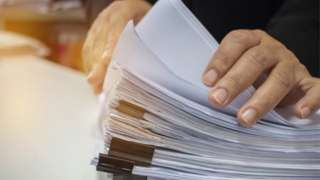 A picture of generic documents