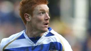 Dave Kitson in action for Reading